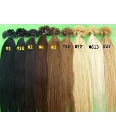 Włosy naturalne Europejskie 100% REMY pasemka 65cm